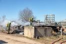 Bauwagenbrand 23.03.2020