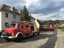 Dachstuhlbrand 19.07.2015