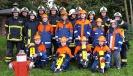 Erlebniswochenende Jugendfeuerwehr 25.-26.09.2015