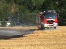 Feldbrand in Jahnsdorf am 14.08.2015