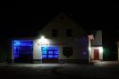 Feuerwehrhaus - Bauphasen 1986 bis 2013