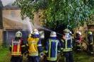 Gebäudebrand in Neukirchen am 20.09.2015