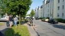 Verkehrsunfall Motorrad und Pkw